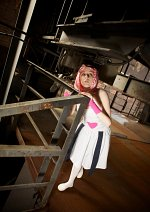 Cosplay-Cover: Companion Cube 「Human」