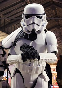 Cosplay-Cover: Stormtrooper (ANH STUNT RS)