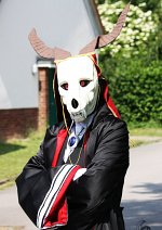 Cosplay-Cover: Elias Ainsworth