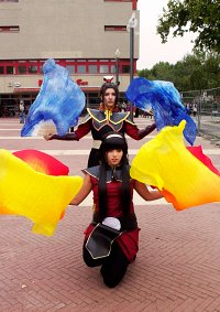 Cosplay-Cover: Azula » Book III