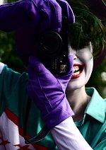Cosplay-Cover: Joker (The Killing Joke)