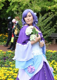 Cosplay-Cover: Lady Hydrangea