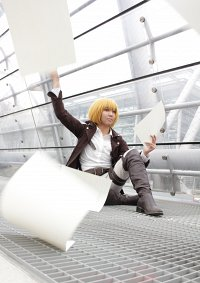 Cosplay-Cover: Armin Arlert - [Wings of Counterattack] #2