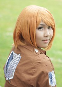 Cosplay-Cover: Petra Ral - Scouting Legion