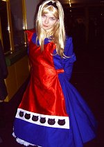 Cosplay-Cover: Alice (Halloween Version)