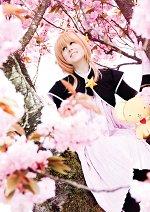 Cosplay-Cover: Sakura Kinomoto ~*~ final battle manga version ~*~
