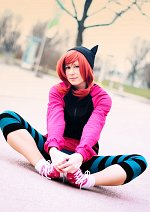 Cosplay-Cover: Maki Nishikino ~Trainings-Outfit~
