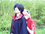 Cosplay-Cover: Uchiha Itachi
