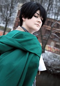 Cosplay-Cover: Rivaille (scouting Legion)