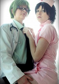 Cosplay-Cover: Shintarō Midorima (Doctor)