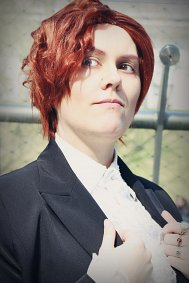 Cosplay-Cover: Armand ~ the Queen of the Damned
