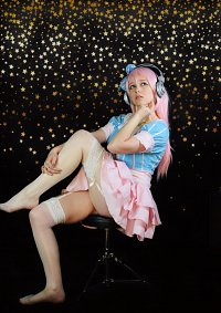 Cosplay-Cover: Super Sonico ☆3D Outfit☆