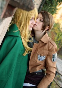 Cosplay-Cover: Ymir [Survey Corps]