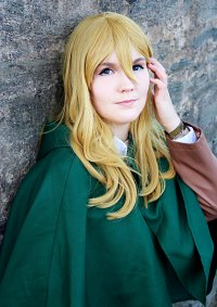 Cosplay-Cover: Christa Lenz/ Historia Reiss [Survey Cops]