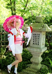 Cosplay-Cover: Ram [Kimono Dress]