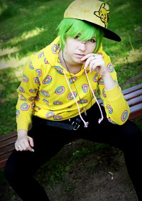 """Cosplay-Cover: Carter """"Crush"""" Howe"""