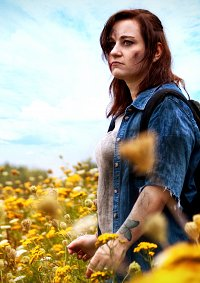 Cosplay-Cover: Ellie Williams (TLOU 2)