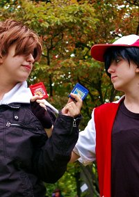 Cosplay-Cover: Red [PokémonTrainer]