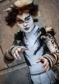 Cosplay-Cover: Pouncival