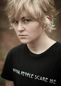 Cosplay-Cover: Tate Langdon (American Horror Story)
