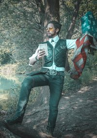 Cosplay-Cover: The Father - Joseph Seed