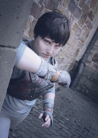 Cosplay-Cover: Thomas
