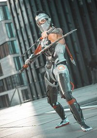 Cosplay-Cover: Genji Shimada [Blackwatch]