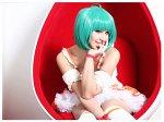 Cosplay-Cover: Ranka Lee [Miss Macross]
