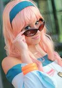 Cosplay-Cover: Sheryl Nome [Star Date]