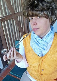 Cosplay-Cover: Bilbo Baggins (Hobbit Version)