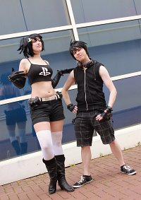 Cosplay-Cover: Playstation-Boy