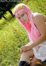Cosplay-Cover: Megurine Luka [JBF~ White Dress] ✿