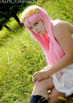 Cosplay-Cover: Megurine Luka [JBF~ White Dress] ✿