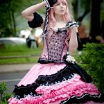 Cosplay: Luka Megurine [Story of Evil]