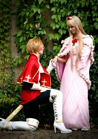 Cosplay-Cover: Tettere - Red Version (Marchen)