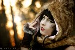 Cosplay-Cover: The Bad Wolf ✿ [Red Riding Hood]