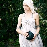 Cosplay: Daenerys Targaryen [Wedding Dress]