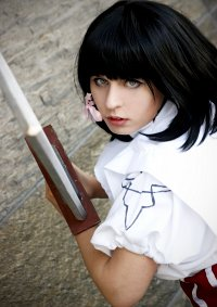 Cosplay-Cover: Ticy Phenyl [Second Uniform]