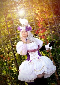 Cosplay-Cover: Amethyst by Sakizou
