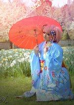 Cosplay-Cover: Madoka Kaname ~Kimono~