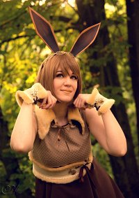 """Cosplay-Cover: Evoli [Thema: """"Evening Brown""""]"""