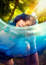 Cosplay-Cover: Vaporeon - Aquana Gijinka