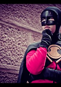 Cosplay-Cover: Red Robin [Timothy Drake]
