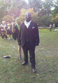 Cosplay-Cover: Masquerade Dopant