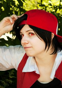 Cosplay-Cover: Red -manga ver-