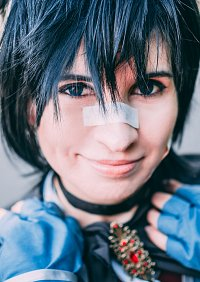 Cosplay-Cover: Gray [Roaring Tides]