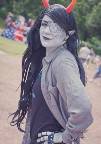 Cosplay-Cover: Vriska Serket