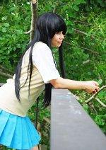 Cosplay-Cover: Mio Akiyama [Sommeruniform]