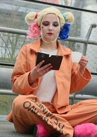 Cosplay-Cover: Harley Quinn [Suicide Squad - Belle Reve Prison]