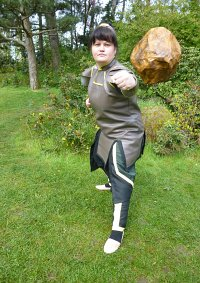 Cosplay-Cover: Toph (grown up)